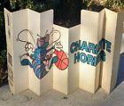 For Sale - Charlotte Hornets Logo NBA Basketball Car Window shade Visor carshade Vintage - See More At http://sprtz.us/HornetsEBay
