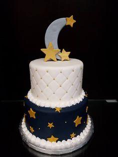 Moon and Stars Cake