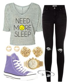 """""""~Atleast I'm Being Honest~"""" by avamancuso ❤ liked on Polyvore"""
