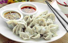 8 styles of dumplings
