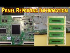 LCD LED repairing practical video - YouTube Tv Backlight, Tv Panel, Led, Youtube, Tv Feature Wall, Youtubers, Youtube Movies