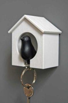 Blackbird Keyring [SOURCE]