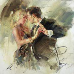 Anna Razumovskaya Love | ... anna razumovskaya new collection art consummate love iii £ 4675 00