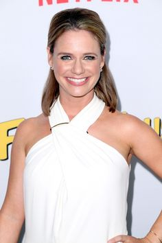 'Fuller House' Star Andrea Barber Is A Role Model, Just Like Her Character Kimmy Gibbler