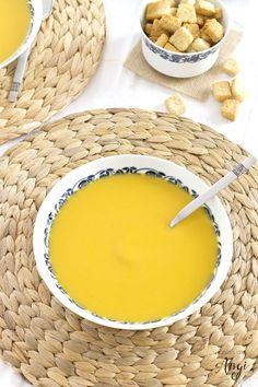 Crema de calabaza y jengibre | Cocina