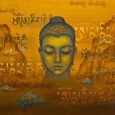 the young Buddha~