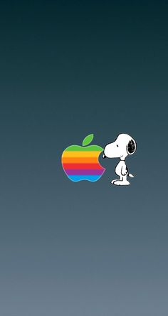 don t do it Snoopy Adam is try but it was bad don t make mistake like Adam darling SNOOPY can take apple phone better than eat apple from garden lol 🐾🐾🐾😜🙀 Apple Logo Wallpaper Iphone, Iphone Logo, Wallpaper Iphone Cute, Mobile Wallpaper, Vintage Flowers Wallpaper, Cute Wallpaper Backgrounds, Pretty Wallpapers, Wallpaper Wallpapers, Snoopy Love