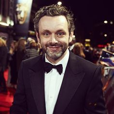 Happy St. David's Day! Here's BAFTA-nominated Welsh actor #MichaelSheen on the red carpet at the #EEBAFTAs in 2014.  Photo: @jbirchphoto by bafta