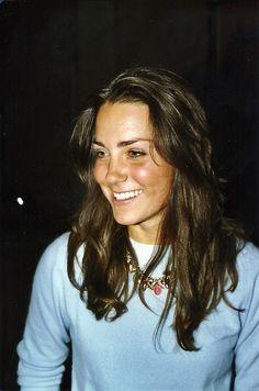 Kate at St. Andrews, c. 2001-02