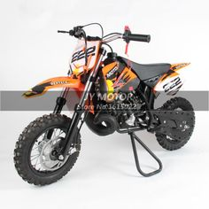 (680.00$)  Watch now - http://aindv.worlditems.win/all/product.php?id=32727446443 - Two stroke water cooling 50cc Dirt bike 50cc kids dirt bike 50cc mini dirt bike pit bike and separate spare parts for sale