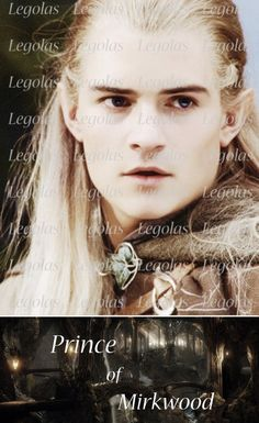 Legolas he is a legend in his time....and mine....