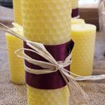 #beeswax #candles #candle #christmas #giftideas #gift