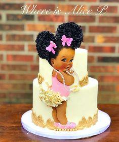 cute black african girl coke