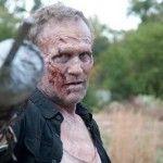 Confira o incrível processo de maquiagem do Merle em zumbi. (The Walking Dead)