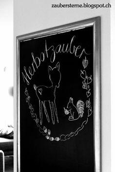 Chalkboard Herbst