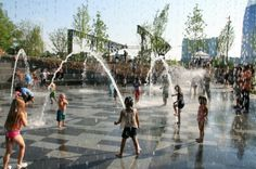 Nashville riverfront transformed from wasteland to Cumberland Play Park for Families (via Inhabitat)