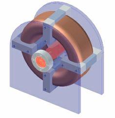 QEG - 3D model.