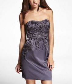 I need to be able to fit in this dress I love it