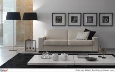 Milano Bedding Duke - Milano Bedding bankstellen & slaapbanken - foto's & verkoopadressen op Liever interieur