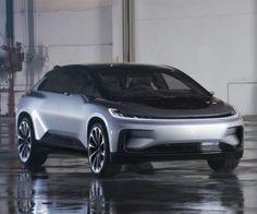 FF 91 de Faraday es su apuesta por los automóviles eléctricos.  #auto #automóvil #automobile #eléctrico #car #cars