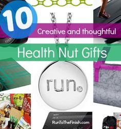 10 Creative Fitness Gifts