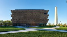 AFRICAN-AMERICANS FINALLY HAVE AN OPPORTUNITY TO CONNECT WITH THEIR HISTORY New African-American Museum 'sold out' through March 2017