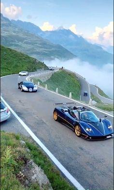 #bugatti #PAGANI #Supercars #videos #VIDEOS #BUGATTI <br>SUPERCARS VIDEOS BUGATTI & PAGANI - - Luxury Sports Cars, Top Luxury Cars, Exotic Sports Cars, Exotic Cars, Luxury Suv, Bugatti Cars, Lamborghini Cars, Ferrari California, Auto Gif