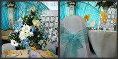 Please check out these classic turquoise wedding ideas. And use code Pin60 for 10% off wedding items at www.CreativeWeddingStyle.com