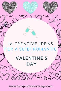 Romantic valentine day activities