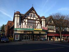 The Keswick Theater in Glenside, PA