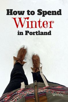 How to Spend Winter in Portland, Oregon (scheduled via http://www.tailwindapp.com?utm_source=pinterest&utm_medium=twpin&utm_content=post26324354&utm_campaign=scheduler_attribution)