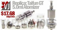 Replica: Taifun GT 5.0 ml Atomizer