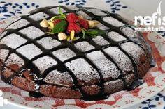 Damat Pastası (Tamamen Yağsız) – Nefis Yemek Tarifleri