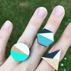 New: rings!!
