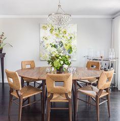 Whether traditional or transitional, Nashville interior designer Landy Gardner created spaces t...