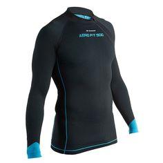 Women NIKE Pro Combat DRI FIT Long Sleeve Black Compression Shirt NWOT