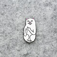 Cat Enamel Pin Lapel Pin