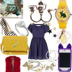 Alice in Wonderland | Women's Outfit | ASOS Fashion Finder