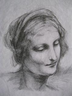 Leonardo Da Vinci Pencil Drawings is one regarding the oldest modes regarding fine art, which takes on a vital role inside creating the additional mod. Pencil Art Drawings, Art Drawings Sketches, Charcoal Drawings, Portrait Sketches, Trois Crayons, Michelangelo, Portrait Art, Portraits, Renaissance Art