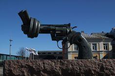The Knotted Gun, Malmö | © Amanda Flanaghan