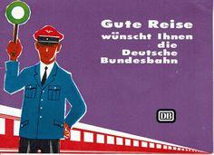 Biljettkonvolut Deutsche Bundesbahn, 1960-tal på Tradera.com - Järnväg &