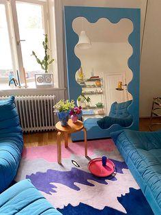 Room Ideas Bedroom, Bedroom Decor, Bedroom Furniture Makeover, Interior Pastel, Aesthetic Room Decor, Dream Rooms, My New Room, Room Colors, Room Inspiration