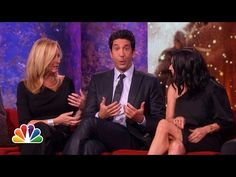 First Promo for the James Burrows Special Asks: Did the Friends Cast Sign Contracts About Sleeping Together? | E! Online Mobile
