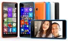 microsoft lumia 540 launch date