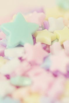 Pastel Stars | by Kinomi