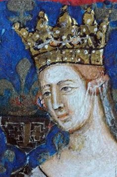 Beatrice of Provence, Queen of Sicily (1231 - 1267) married to Charles I, King of Sicily and Naples