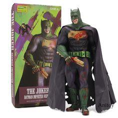 1e97de34376 Batman action figure Suicide Squad The Joker Crazy Toys