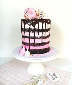 Dany McEwen @margueritecakes Layers of chocola...Instagram photo | Websta (Webstagram)