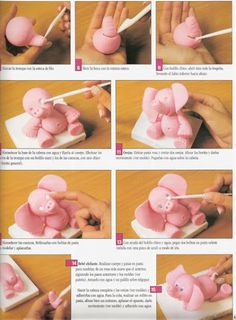 STEP BY STEP ELEPHANT PART N°2