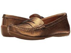 71896303d85 CLARKS CLARKS - DORAVILLE NEST (GOLD METALLIC LEATHER) WOMEN S SLIP ON  SHOES.  clarks  shoes
